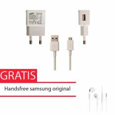 3 2a Adapter Micro Usb Cable Source Termurah Samsung Travel Charger Original For .