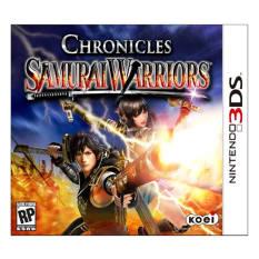 Samurai Warriors Chronicles - Nintendo 3DS