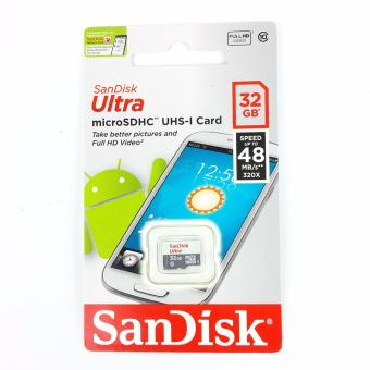Sandisk Micro SD Class 10 Memory Card [32 GB/No Adaptor]