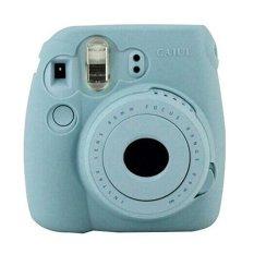 Sanwood Noctilucent Camera Cover For FUJIFILM Instax Mini8 Mini8s - Blue