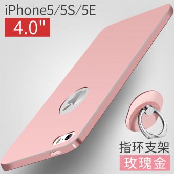 Se iphone5s sederhana silikon merek populer untuk pria dan wanita cangkang keras shell .