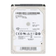 Seagate 1TB Laptop HDD Internal Notebook Hard Disk Drive 7mm 5400RPM SATA 6Gb / S 16MB Cache 2.5-inch ST1000LM024 - Intl