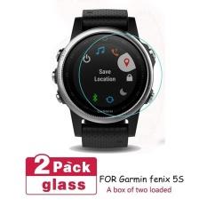 Seeme Garmin Fenix 5S Screen Protector Real Tempered Glass Screen Protector for Garmin Fenix 5S (