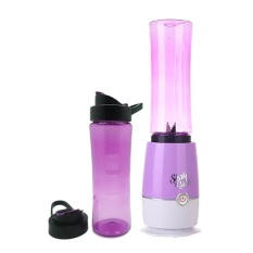 Shake n Take 3 Travel Blender 2 Jar - Ungu