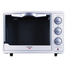 Sharp EO-18L(W) Oven Elektrik - Putih