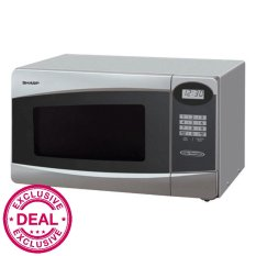 Sharp R-230R Microwave - 22 L