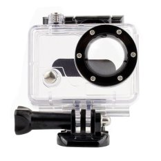Side Opening Skeleton Housing Protective Case For Gopro Hd Hero 3/3 + Camera