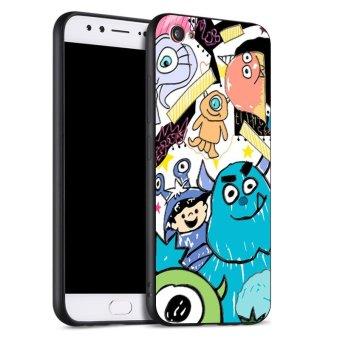 Silica Gel Soft Casing Ponsel untuk Vivo V5/Y67/Y66 (Multicolor)