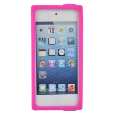 Silicone Gel Case Skin Protector For ITouch 5 (Pink) - Intl