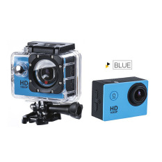 "SJ4000 PANNOVO 1.5"" TFT 12.0 MP1080P Full HD Outdoor Sports Digital Video Camera Blue"
