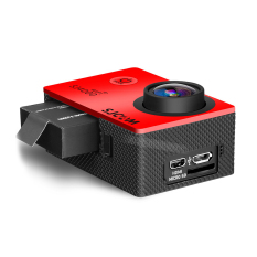 SJCAM SJ4000 WiFi 1080P Full HD Action Sport DV Digital Video Camera 12MP (Red) (Intl)