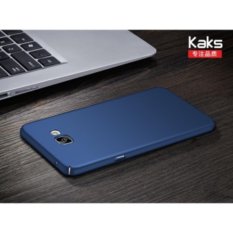Slim Fit Shell Hard Full Protective Anti-Scratch Resistant CoverCase for Samsung Galaxy A3 2016(Blue) - intl