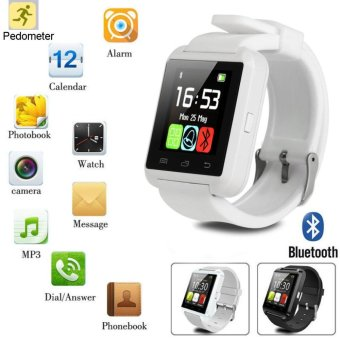 Smart Watch Phone Mate Bluetooth For iPhone IOS Android PhoneSamsung HTC - Intl