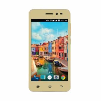 Smartfren Andromax A - Gold 4G LTE