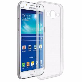 Softcase Silicon Ultrathin for Samsung Galaxy J2 Prime - WhiteClear