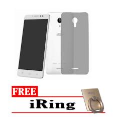 SOFTCASE ANTI SHOCK ANTI CRACK FOR VIVO Y31 AIRCASE PUTIH TRANSPARANT FREE IRING ✓