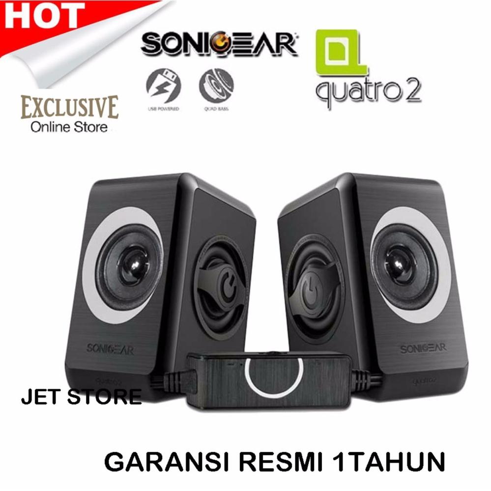 ... Spek Harga Advance Speaker Usb Duo 050 Dan Kelebihan Kekurangan Source Sonicgear Quatro 2 2