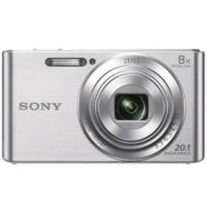 Sony Camera Cybershot DSC-W830 - 20.1MP - 8x Optical Zoom - Silver
