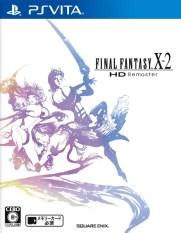 Sony PS Vita Game Final Fantasy X-2 HD Remaster