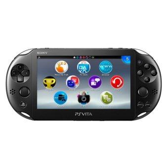 Sony PS Vita Wifi Slim - Hitam