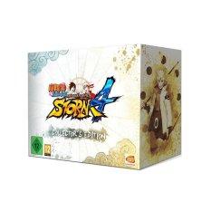 Sony PS4 Games Naruto Shippuden: Ultimate Ninja Storm 4 Collector's Edition Region 3 (EN)