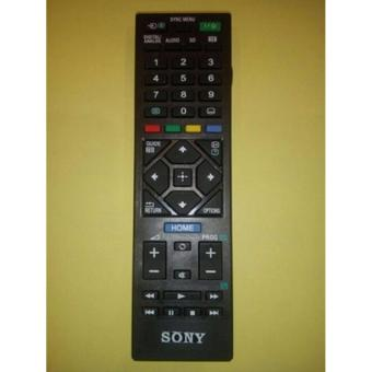 SONY Remote Control TV LCD/LED Universal - Hitam