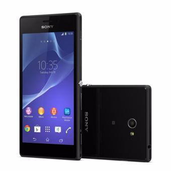 35% Sony Xperia M2 Dual Resmi - 8GB - Hitam - Ex Display