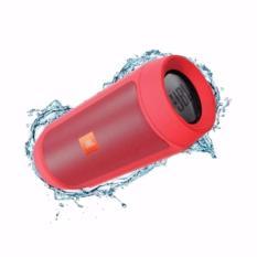 Speaker JBL Charger 2 Portable_MERAH