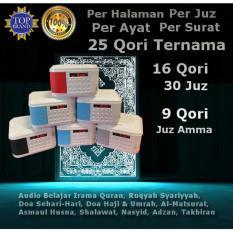 Speaker Murottal Al Quran 25 Qori Best Seller