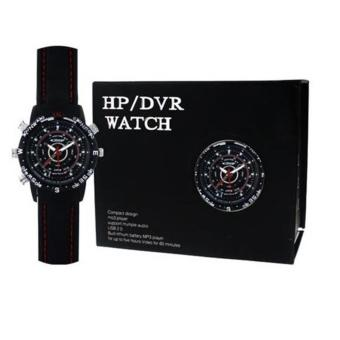 Spy Cam Watch Jam Tangan 8 Gb ( Jam Tangan Kamera)