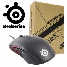 Steelseries Rival 95 PC BANG Edition - Hitam