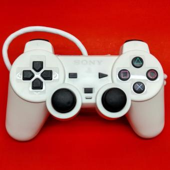 Stik OP PS2 PlayStation 2 Putih (White)