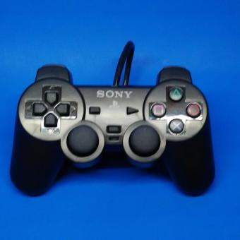 Stik PlayStation 2 - PS2 Soft Button Black