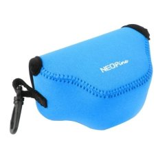 SUNSKY NEOpine Neoprene Shockproof Soft Case Bag With Hook For Nikon J4 Camera