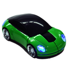 Sunwonder 2.4G Car Shape Wireless Optical Mouse Mice For Laptop PC USB Receiver
