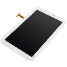 Tampilan Layar LCD Sentuh Digitizer Untuk Samsung Galaxy Note 8.0 N5110 (Putih)