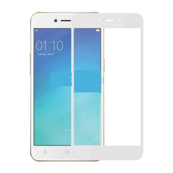 Tempered Glass Screen Protector / Anti Gores Kaca Oppo Neo 9 A37 - Putih