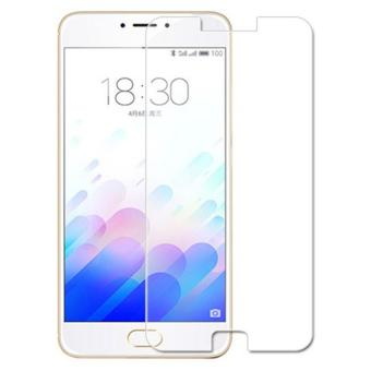 Meizu M3 Note Anti Gores Kaca / Tempered Glass Kaca Bening