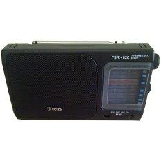 Tens Radio TSR-820 - Hitam