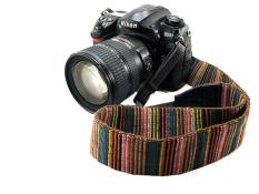 Third Party Vintage Kamera Strap Etnik SE 14