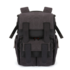 "Tigernu Multifunctional 15.6""Camera BackpackT-X6008 (Black Grey) - Intl"