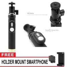 Tongsis Xiaomi Yi Action Camera Monopod Selfie Stick Tomsis Bluetooth Remote Control .