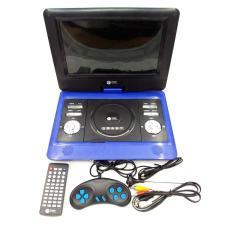 "Tori DVD Player Portable 13"" - Biru"