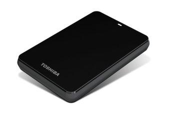 Toshiba Canvio Harddisk External 500GB