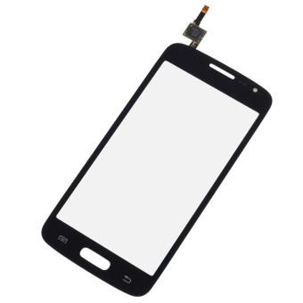 Layar Sentuh Digitizer Kaca untuk Samsung Galaxy G3815 G3812 G3818 (Hitam)