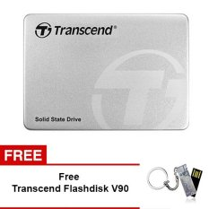 Transcend SSD D370 SATA III 256GB + Bracket For PC Free Transcend Jetflash V90