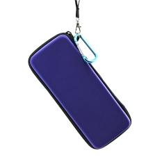 Travel Zipper Sleeve Case Bag Box Portable EVA Storage Hard Case For JBL Flip 3 Bluetooth Speaker (Purple) - Intl