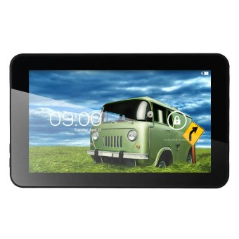 Treq – Tablet Wifi Only – Turbo A20C 8GB – Hitam