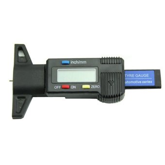 HKS Tyre Digital Tread Depth Tester Gauge Measurer