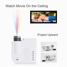 UC28+ HD Mini Projector Portable Simplified Micro Projector 1080p Android Phone - intl